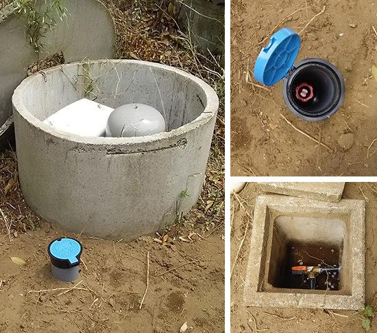 井戸の汲み上げポンプ新規取り替え