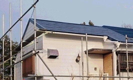 屋根と雨樋