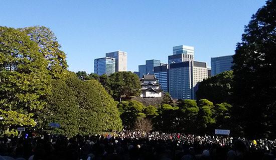 皇居・富士見櫓