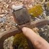 鍬の修理する箇所
